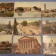 Postales: LOTE DE 100 POSTALES DE INGLATERRA VARIAS DECADAS - VER FOTOS. Lote 151544374