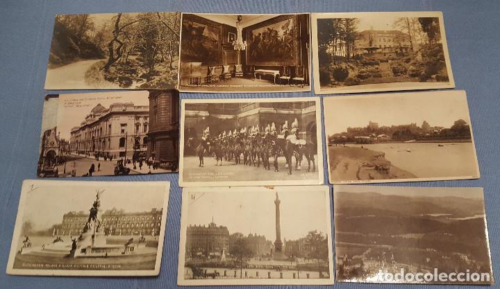 Postales: Lote de 100 postales de Inglaterra varias decadas - ver fotos - Foto 3 - 151544374