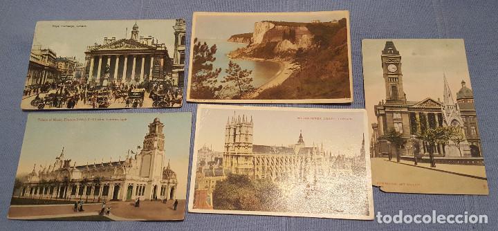Postales: Lote de 100 postales de Inglaterra varias decadas - ver fotos - Foto 11 - 151544374