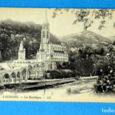 Postales: POSTAL DE LOURDES. Lote 151649654
