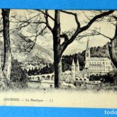 Postales: POSTAL DE LOURDES. Lote 151649766