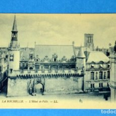 Postales: POSTAL DE LA ROCHELLE. Lote 151649886
