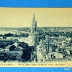 Postales: POSTAL DE ROCHELLE. Lote 151649962