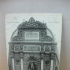 Postales: POSTAL PARIS -FONTAINE. SAINT MICHEL.. Lote 152163642