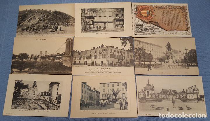 Postales: Lote de 100 postales de Francia - ver fotos - Foto 3 - 152534458