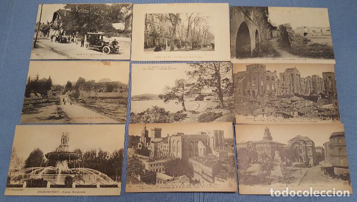 Postales: Lote de 100 postales de Francia - ver fotos - Foto 4 - 152534458