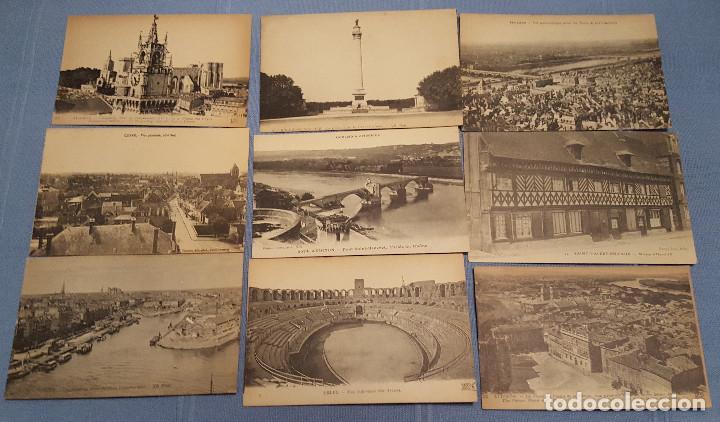 Postales: Lote de 100 postales de Francia - ver fotos - Foto 6 - 152534458