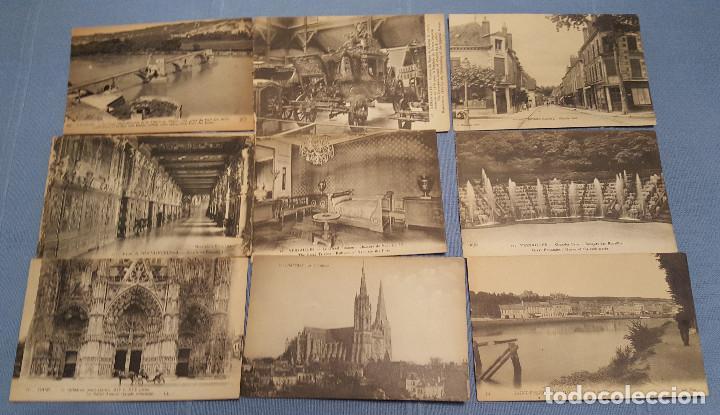 Postales: Lote de 100 postales de Francia - ver fotos - Foto 7 - 152534458