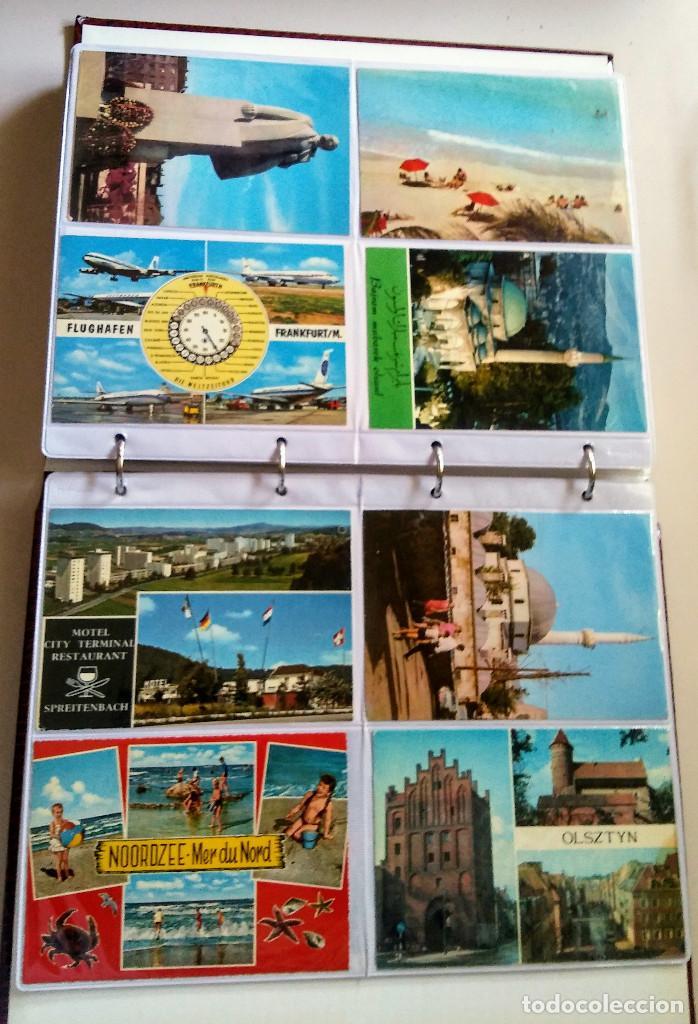 Postales: LOTE DE 175 POSTALES (SIN ESCRIBIR), TODA EUROPA AÑOS 60 Y 70 - Foto 2 - 152887734