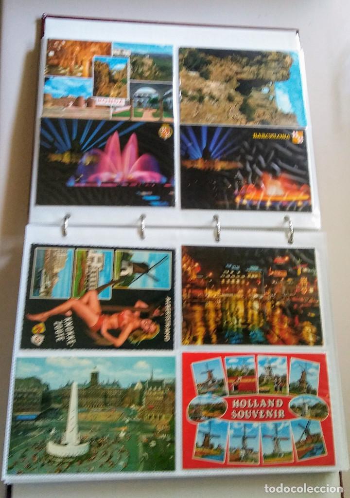 Postales: LOTE DE 175 POSTALES (SIN ESCRIBIR), TODA EUROPA AÑOS 60 Y 70 - Foto 3 - 152887734