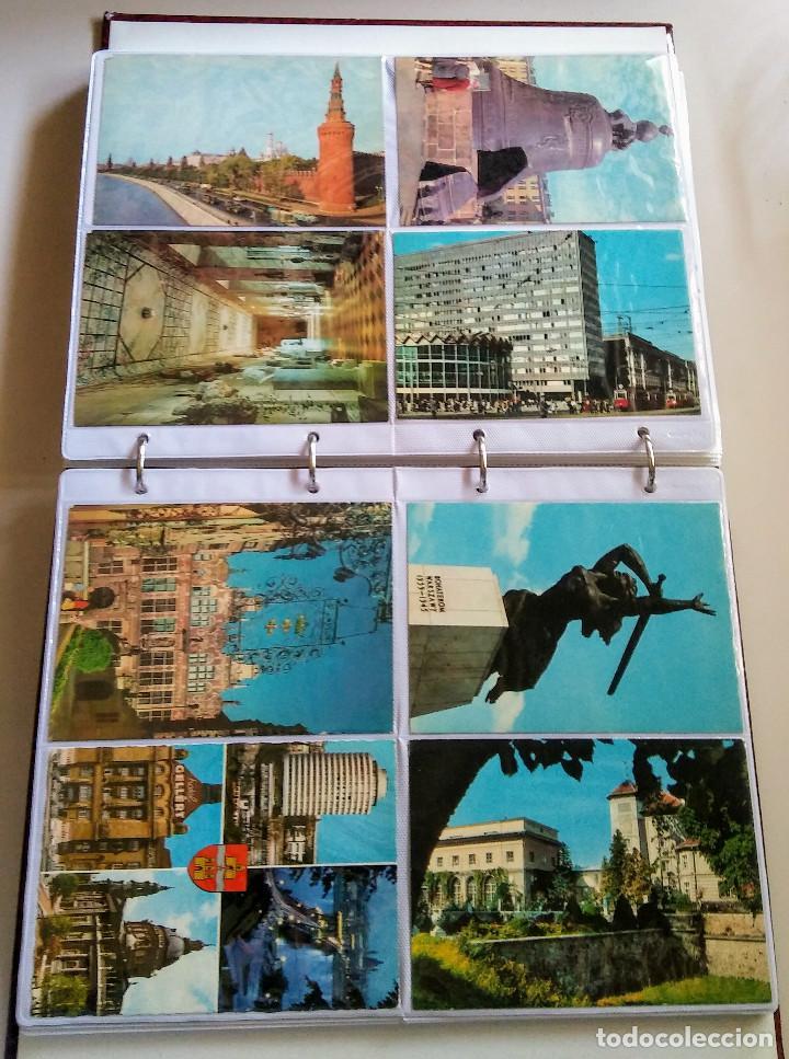 Postales: LOTE DE 175 POSTALES (SIN ESCRIBIR), TODA EUROPA AÑOS 60 Y 70 - Foto 5 - 152887734