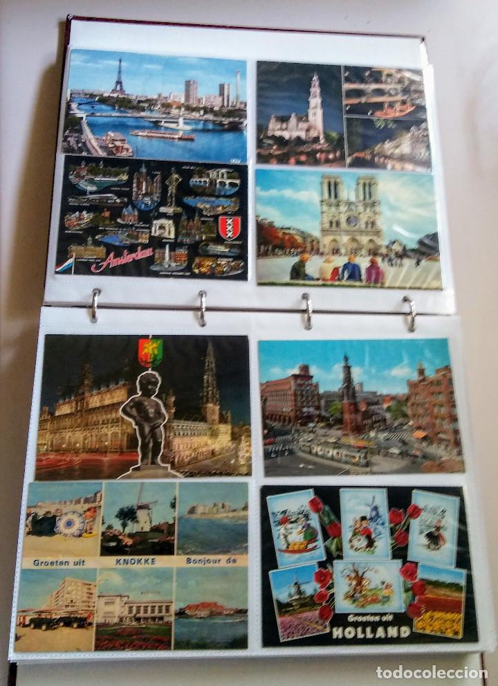Postales: LOTE DE 175 POSTALES (SIN ESCRIBIR), TODA EUROPA AÑOS 60 Y 70 - Foto 6 - 152887734
