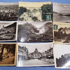 Postales: LOTE DE 100 POSTALES DE FRANCIA - VER TODAS LAS FOTOS. Lote 153211634
