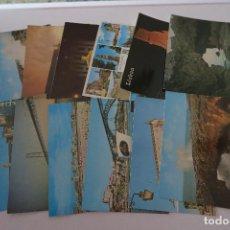 Postales: LOTE DE 12 TARJETAS POSTALES ANTIGUAS SURTIDAS PORTUGAL. Lote 153857042
