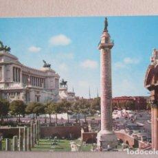 Postales: 6444 ITALIA ITALIE ITALY LAZIO ROMA ROME ALTARE DELLA PATRIA. Lote 154044850