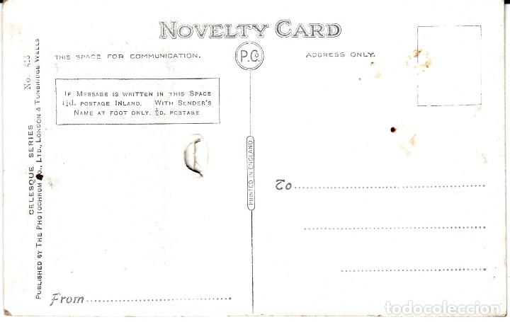 Postales: POSTAL DE LONDRES-DESPLEGABLE .-A NICE CUP OF TEA - LONDON VER FOTOS ADICIONALES - Foto 3 - 154318974