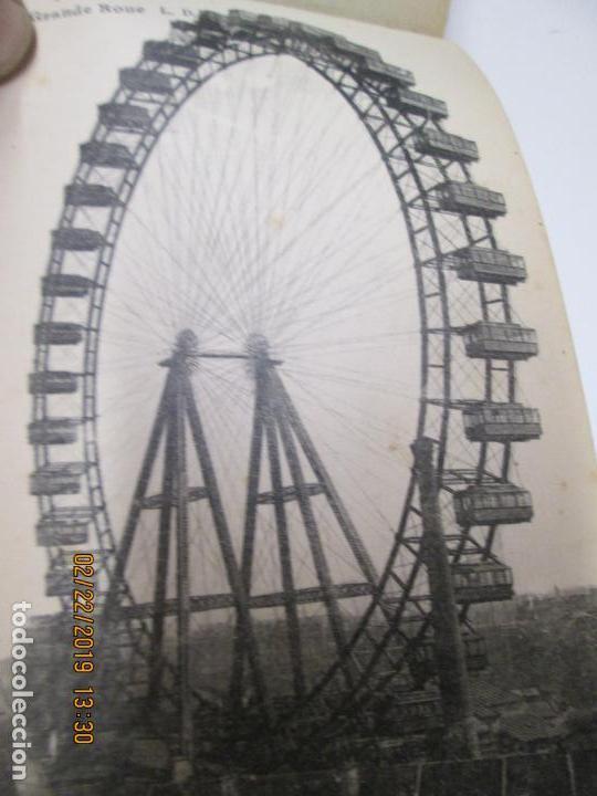 Postales: SOUVENIR DE PARIS - LIBRITO 20 POSTALES MAGNIFICAS DE MONUMENTOS DE PARIS. - Foto 7 - 155166870