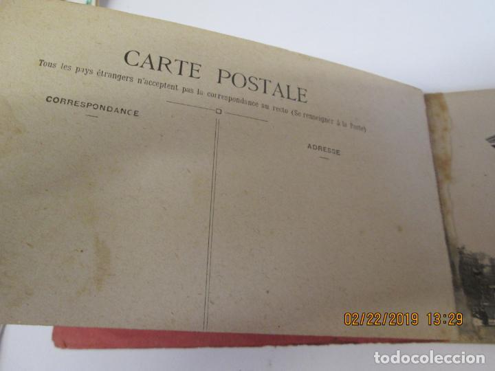 Postales: SOUVENIR DE PARIS - LIBRITO 20 POSTALES MAGNIFICAS DE MONUMENTOS DE PARIS. - Foto 18 - 155166870