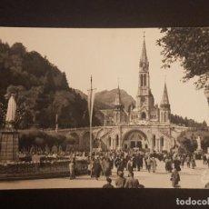 Postales: LOURDES BASILICA. Lote 155782890