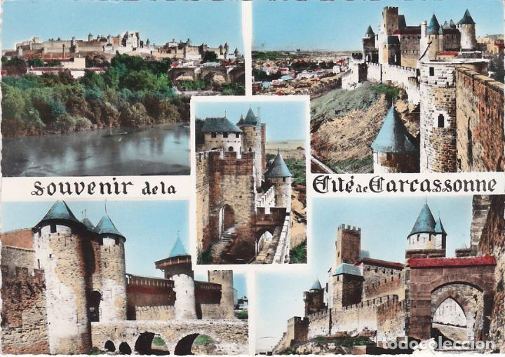 CARCASSONNE, AUDE, FRANCIA (Postales - Postales Extranjero - Europa)