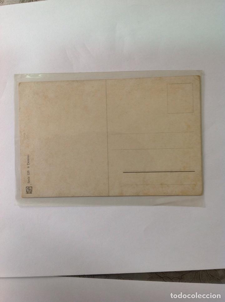 Postales: POSTALES ANTIGUAS (lote de 5 POSTALES en color) - Foto 9 - 155920100