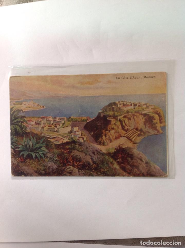 Postales: POSTALES ANTIGUAS (lote de 5 POSTALES en color) - Foto 10 - 155920100