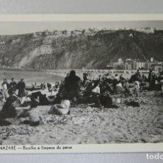 Postales: POSTAL. PORTUGAL. NAZARÉ. ESCOLHA E LIMPIEZA DO PEIXE. 39. LOTY. Lote 156511122