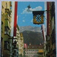 Postales: AUSTRIA - INNSBRUCK (OBERHAIDINGER - POSTKARTENVERLAG B 71) SIN CIRCULAR / P-8111. Lote 156526254