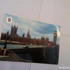 Postais: BJS.LINDA POSTAL LONDON .CIRCULADA.COMPLETA TU COLECCION.. Lote 156838742