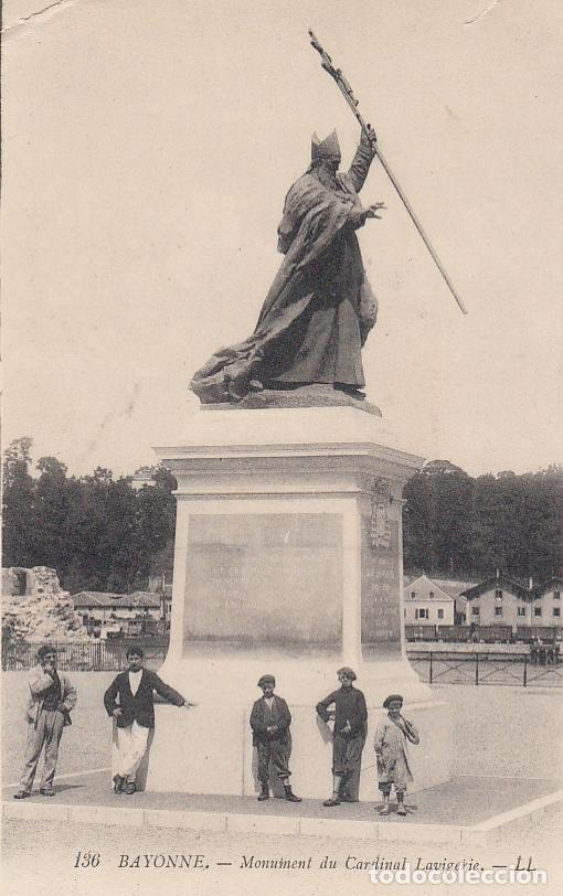 Bayonne  monument du cardinal lavigerie  ed ll - Sold through Direct