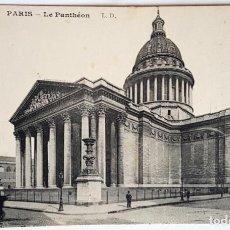 Postales: 11 ANTIGUAS POSTALES DE PARIS - VARIOS IMPRESORES. SIN USO.. Lote 159272998