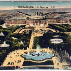 Postales: 5 ANTIGUAS POSTALES DE VERSAILLES. VARIOS IMPRESORES. SIN USO.. Lote 159276658
