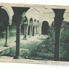 Postales: ST. LIZIER, ENVIRONS DE ST. GIRONS, FRANCIA,. Lote 159353022