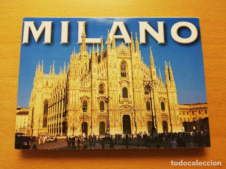 MILÁN (9 POSTALES) (Postales - Postales Extranjero - Europa)