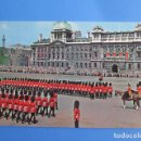 Postales: 6653 GREAT BRITAIN ROYAUME UNI REINO UNIDO LONDRES TROOPING THE COLOUR AT HORSEGUARDS PARADE. Lote 160521938