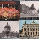 Postales: LOTE DE 10 POSTALES DIVERSAS DE PARIS. Lote 160585506