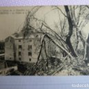 Postales: NARBONNE - LE MOULIN DE LA VILLE -LE CICLONE DU 20DECEMBRE 1920. Lote 160627062