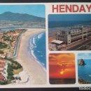 Postales: CTC - HENDAYA - COTE BASQUE - EDITIONS REX - Nº 183 - FRANCIA - NUEVA - SIN CIRCULAR. Lote 160689758