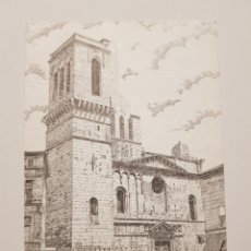 Postales: NIMES(FRANCIA) LA CATEDRAL DE PASTOR. Lote 114304551