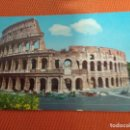 Postales: POSTAL ROMA COLOSEUM TAXIS. Lote 160892478