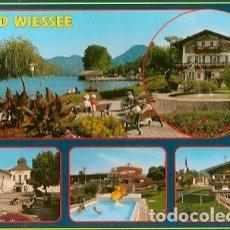Postales: ALEMANIA & CIRCULADO, SALUDOS DESDE BAD WIESSEE, SYKE 1994 (8676). Lote 160942942