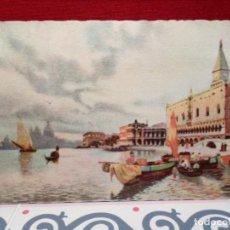Postales: ANTIGUA POSTAL VENECIA (AÑOS 30) SIN CIRCULAR - MADE IN ITALY. - REF: 149/159. Lote 162325778