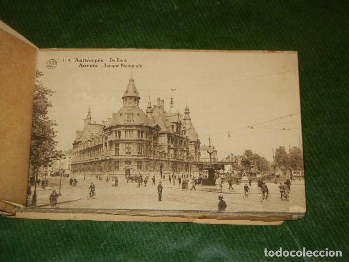 Postales: AMBERES - BELGICA - ÀLBUM DE 20 POSTALES. ALBERT - CONSERVA 18 POSTALES - Foto 4 - 162510602
