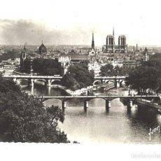 Postales: PARIS EN FLANANT. CIRCULADA EN 1957. Lote 162512510