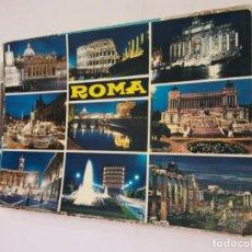 Postais: BJS.LINDA POSTAL ROMA ITALIA.CIRCULADA.COMPLETA TU COLECCION.. Lote 162824930