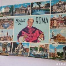 Postais: BJS.LINDA POSTAL ROMA .CIRCULADA.COMPLETA TU COLECCION.. Lote 162837802