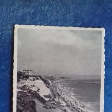 Postales: REINO UNIDO. THE BAY FROM BURLEY CHINE, BOURNEMOUTH. 578. CIRCULADA EL 26/5/1961. SIN EDITOR.. Lote 163148294