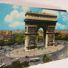 Postais: BJS.LINDA POSTAL PARIS.CIRCULADA.COMPLETA TU COLECCION.. Lote 164086522
