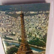 Postais: BJS.LINDA POSTAL PARIS LA TOUR EIFFEL.ESCRITA.COMPLETA TU COLECCION.. Lote 164087042