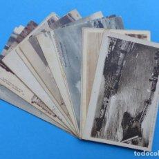 Postales: BIARRITZ - 18 ANTIGUAS POSTALES DIFERENTES, MUY INTERESANTES - VER FOTOS ADICIONALES. Lote 164744910